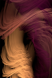 digital pigment print on aluminum,  40 x 60 inches (101.6 x 152.4 cm)